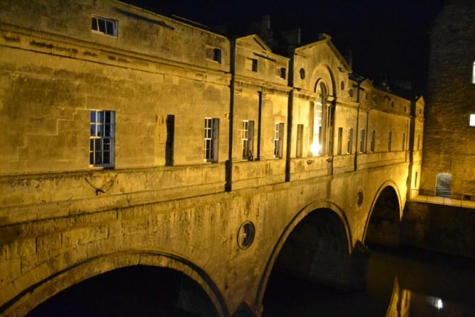 Podul Pulteney 1 - Bath - pe urmele romanilor în Marea Britanie
