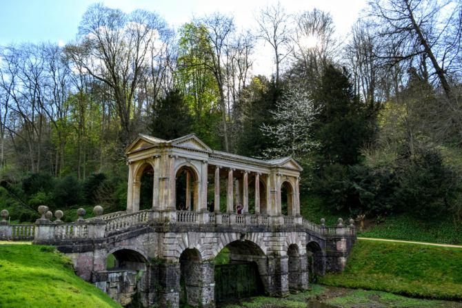 Prior Park Lanscape Gardens 2 - Bath - pe urmele romanilor în Marea Britanie