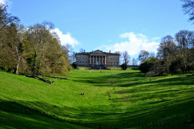 Prior Park Lanscape Gardens 3 - Bath - pe urmele romanilor în Marea Britanie