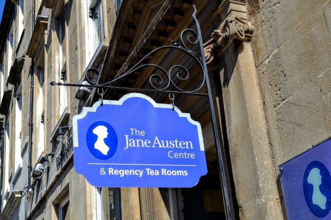 The Jane Austen Centre Bath - Bath - pe urmele romanilor în Marea Britanie