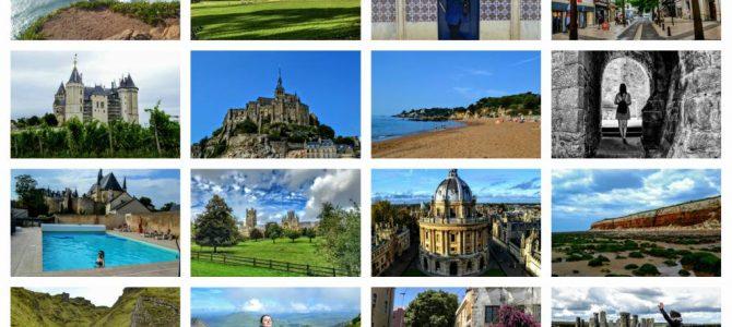 Călătoriile anului 2017