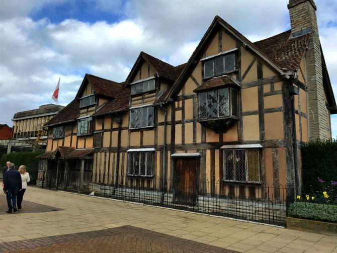 Stratford upon Avon - Călătoriile anului 2017