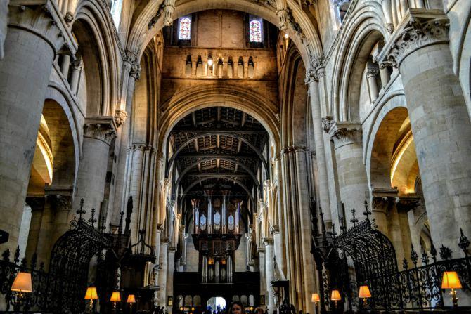 Christ Church College 2 - Oxford-oraşul celei mai vechi universităţi din Marea Britanie