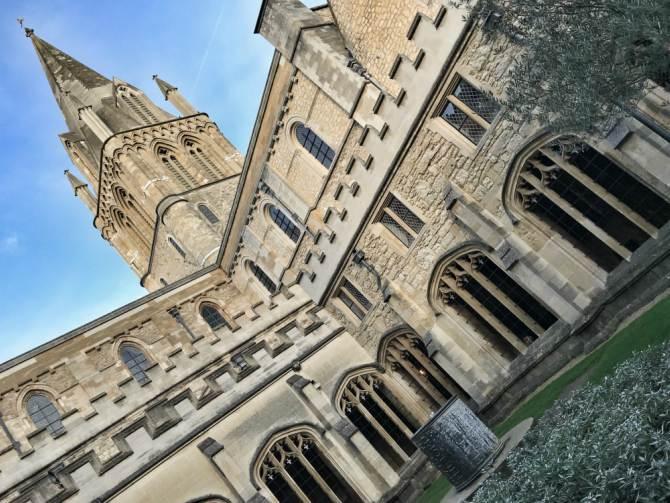 Christ Church College 4 - Oxford-oraşul celei mai vechi universităţi din Marea Britanie