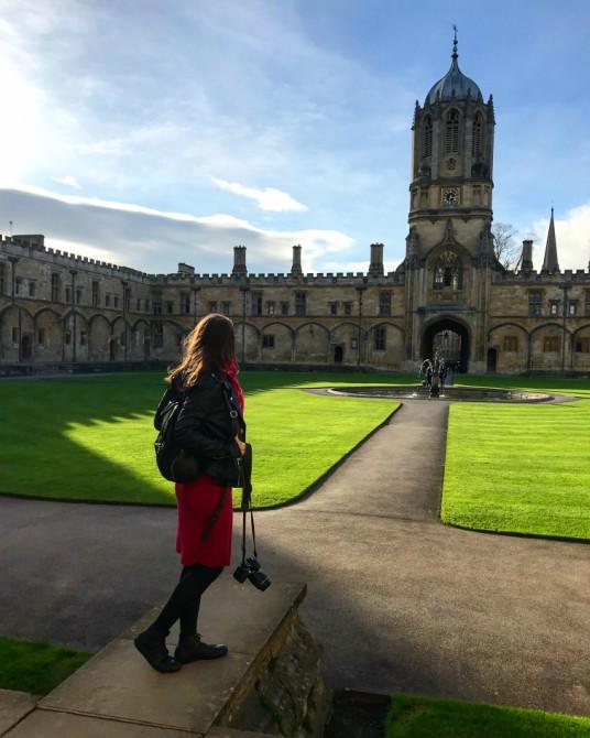 Oxford 1 - Oxford-oraşul celei mai vechi universităţi din Marea Britanie