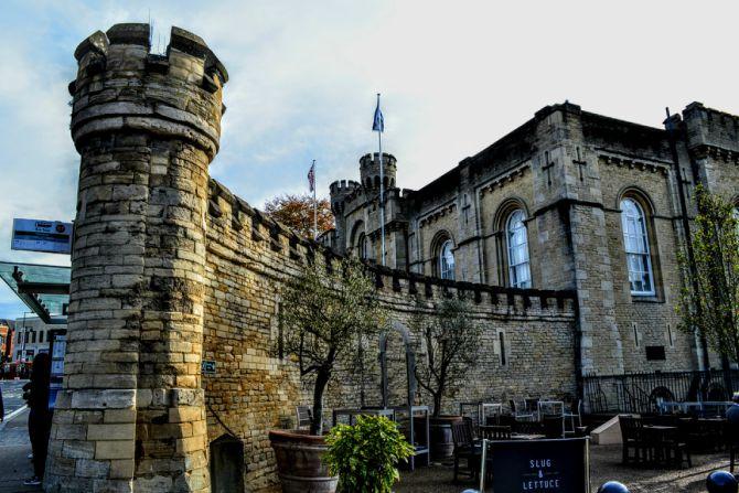 Oxford 4 - Oxford-oraşul celei mai vechi universităţi din Marea Britanie