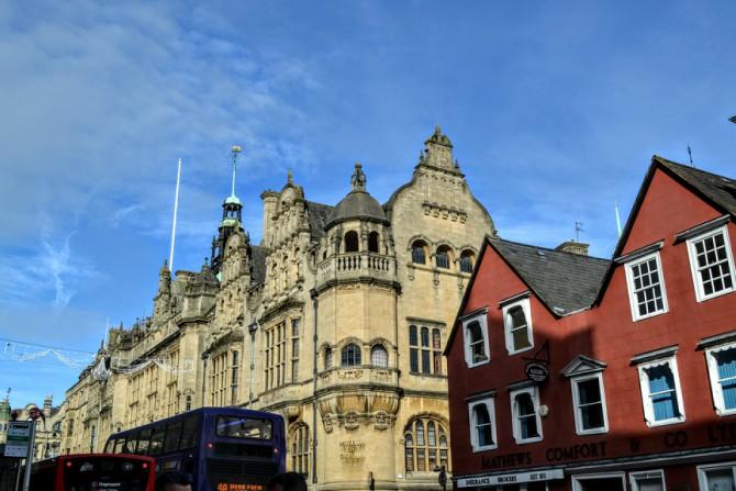 Oxford Museum - Oxford-oraşul celei mai vechi universităţi din Marea Britanie