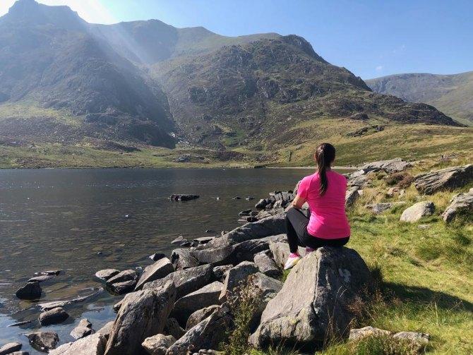 Llyn Idwal 1 - Destinaţie de vacanţă - Ţara Galilor