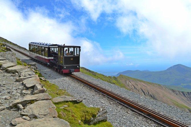 Snowdon 1 - Destinaţie de vacanţă - Ţara Galilor