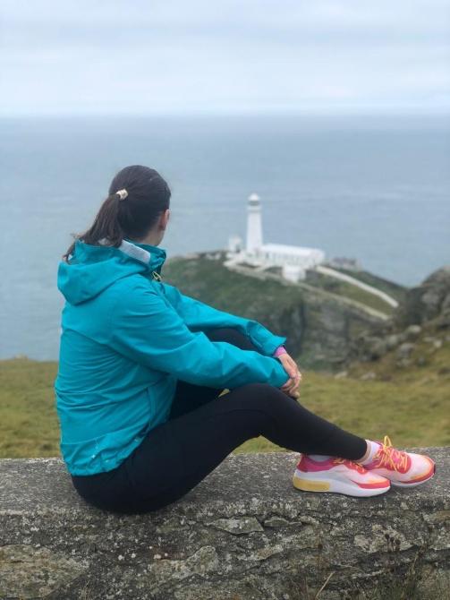 South Stack Lighthouse 1 - Destinaţie de vacanţă - Ţara Galilor