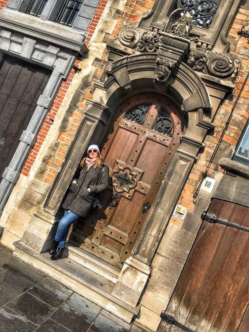 Bruges 1 - Bruges - un oraș uitat de timp