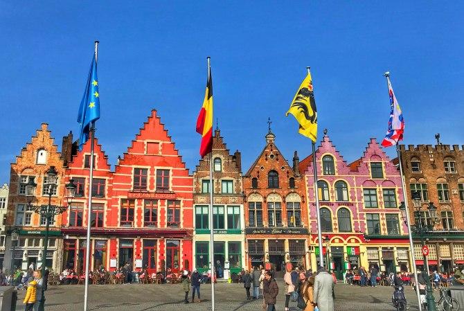 Bruges 10 - Bruges - un oraș uitat de timp