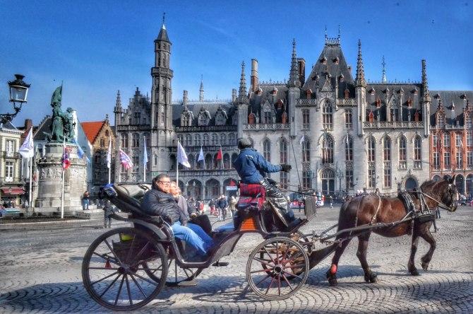 Bruges 11 - Bruges - un oraș uitat de timp