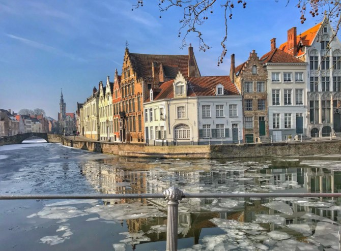 Bruges 14 - Bruges - un oraș uitat de timp