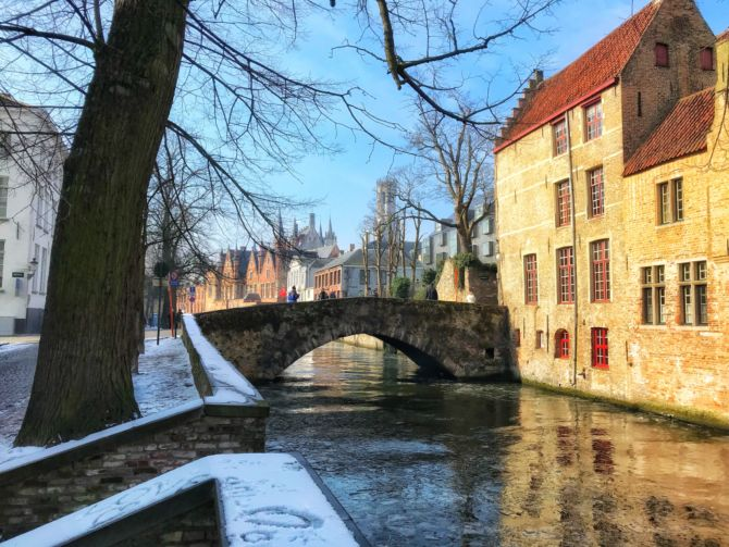 Bruges 15 - Bruges - un oraș uitat de timp