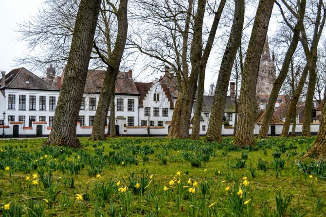Bruges 2 - Bruges - un oraș uitat de timp