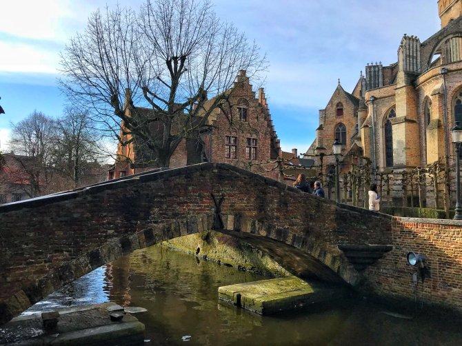 Bruges 20 - Bruges - un oraș uitat de timp