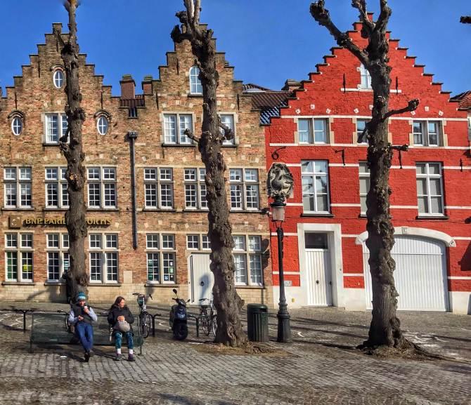Bruges 4 - Bruges - un oraș uitat de timp