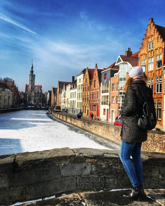 Bruges 5 - Bruges - un oraș uitat de timp