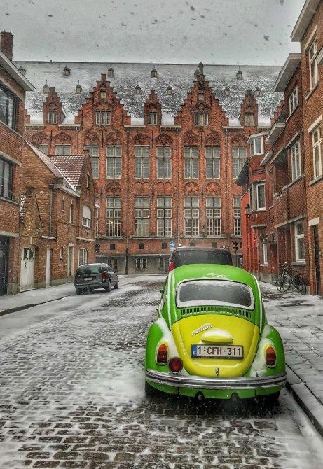 Bruges 7 - Bruges - un oraș uitat de timp