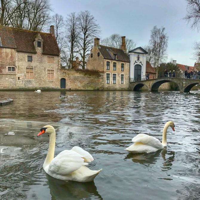 Bruges 8 - Bruges - un oraș uitat de timp