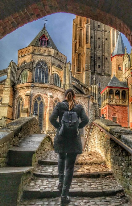 Bruges 9 - Bruges - un oraș uitat de timp