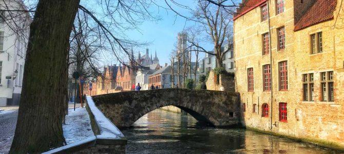 Bruges – un oraș uitat de timp