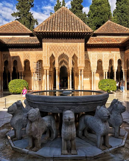 Alhambra 2 - Un vis numit Andalucia