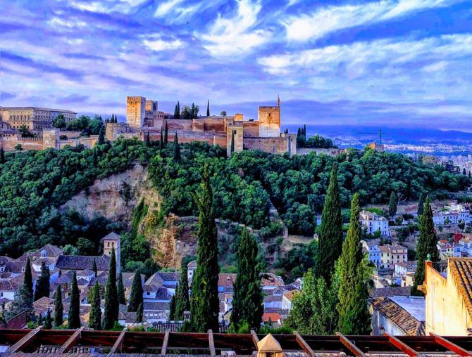 Alhambra 3 - Un vis numit Andalucia