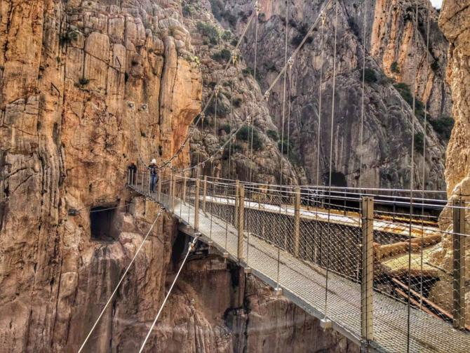 Caminito del Rey 1 - Un vis numit Andalucia