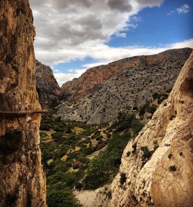 Caminito del Rey 3 - Un vis numit Andalucia