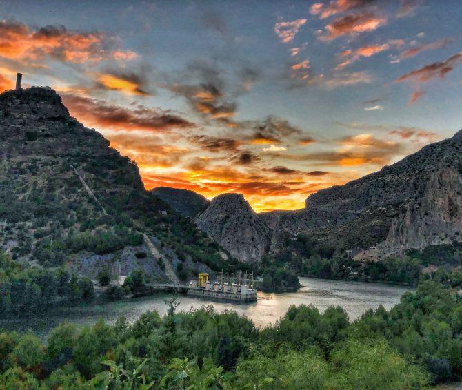 El Chorro - Un vis numit Andalucia