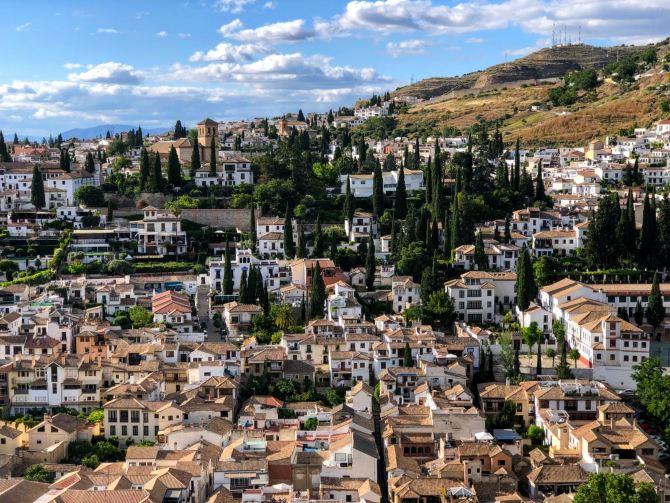 Granada 1 - Un vis numit Andalucia