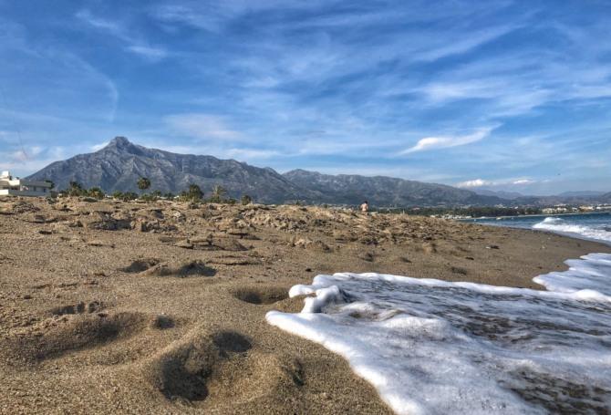 Plaja din Puerto Banus - Un vis numit Andalucia