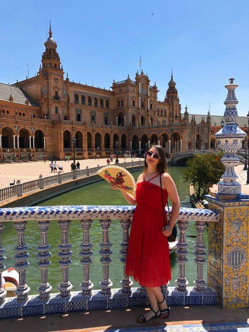 Plaza de Espana 1 - Un vis numit Andalucia