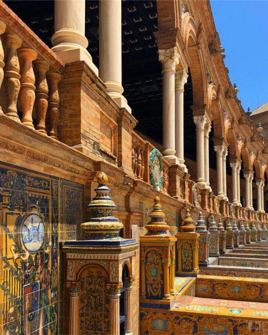 Plaza de Espana 2 - Un vis numit Andalucia