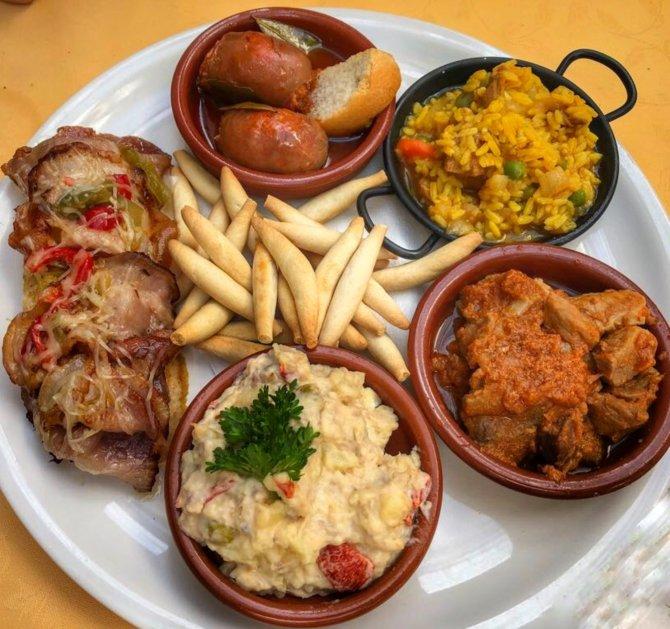 Tapas 1 - Un vis numit Andalucia