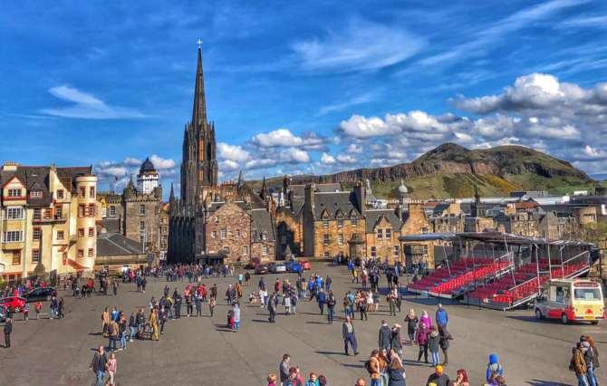 Edinburgh 1 - Edinburgh - prima călătorie în Scoţia