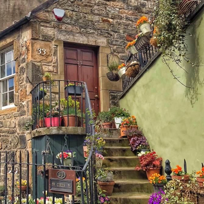 Edinburgh 12 - Edinburgh - prima călătorie în Scoţia