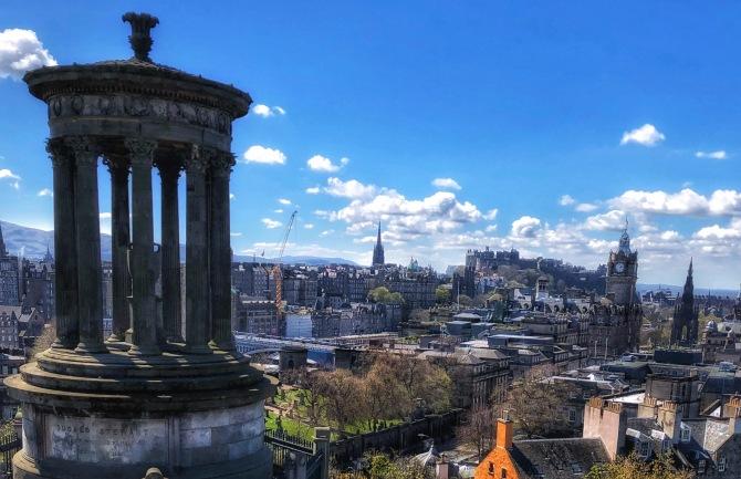 Edinburgh 13 - Edinburgh - prima călătorie în Scoţia