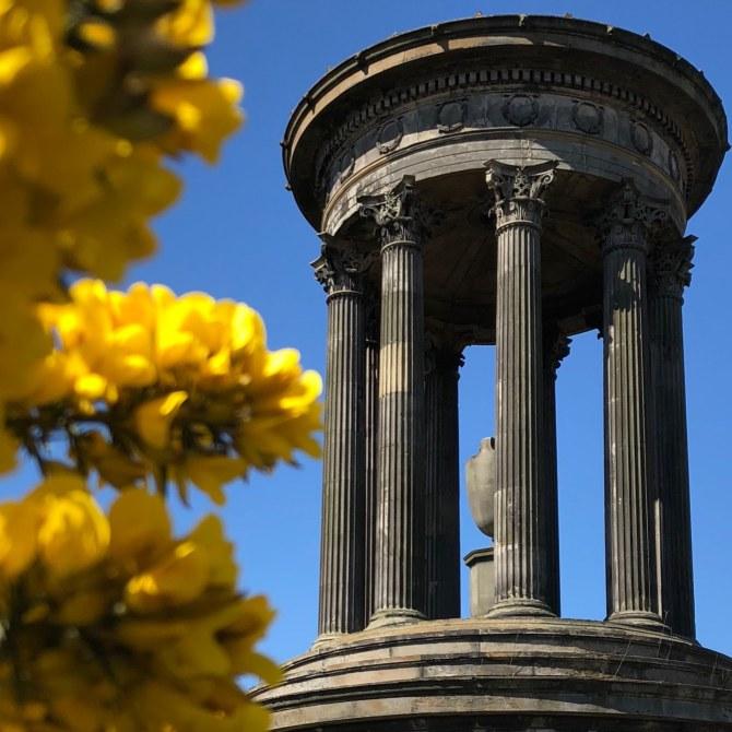 Edinburgh 14 - Edinburgh - prima călătorie în Scoţia