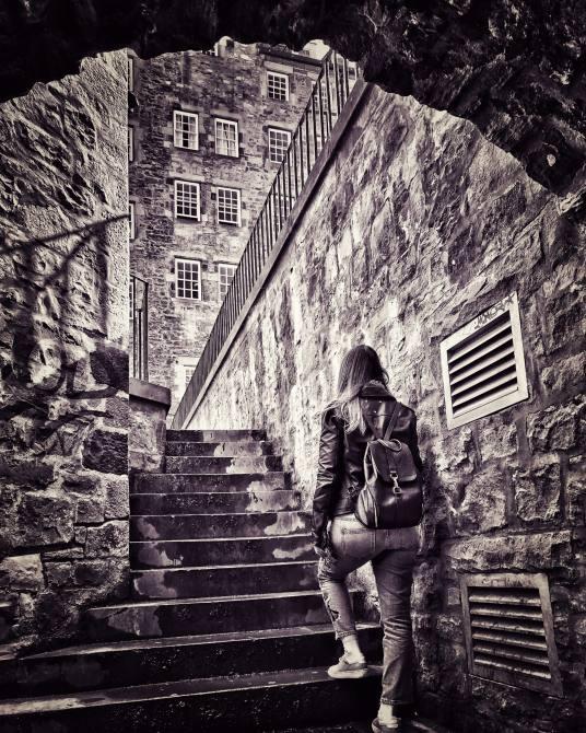 Edinburgh 16 - Edinburgh - prima călătorie în Scoţia
