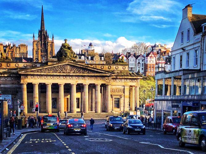 Edinburgh 19 - Edinburgh - prima călătorie în Scoţia