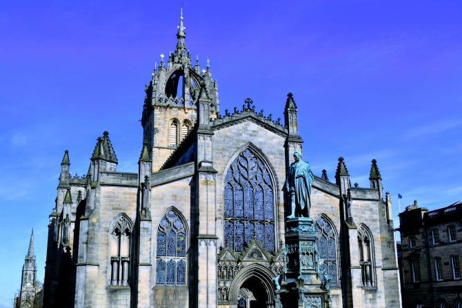 Edinburgh 2 - Edinburgh - prima călătorie în Scoţia