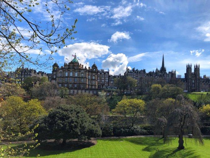 Edinburgh 5 - Edinburgh - prima călătorie în Scoţia