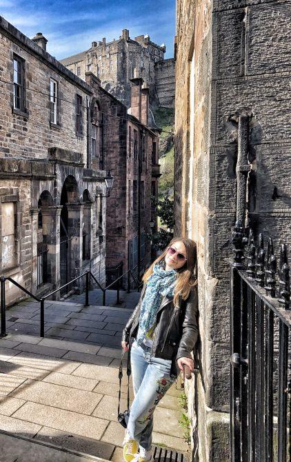 Edinburgh 6 - Edinburgh - prima călătorie în Scoţia