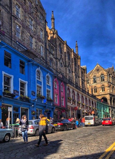 Edinburgh 7 - Edinburgh - prima călătorie în Scoţia