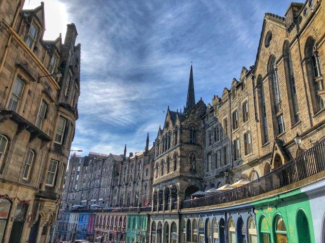 Edinburgh 8 - Edinburgh - prima călătorie în Scoţia
