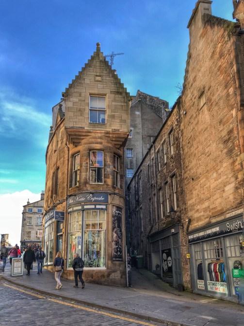 Edinburgh 9 - Edinburgh - prima călătorie în Scoţia