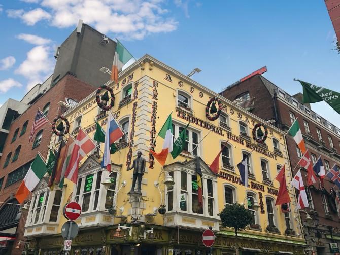 Dublin 17 - Dublin - un city break în capitala Irlandei